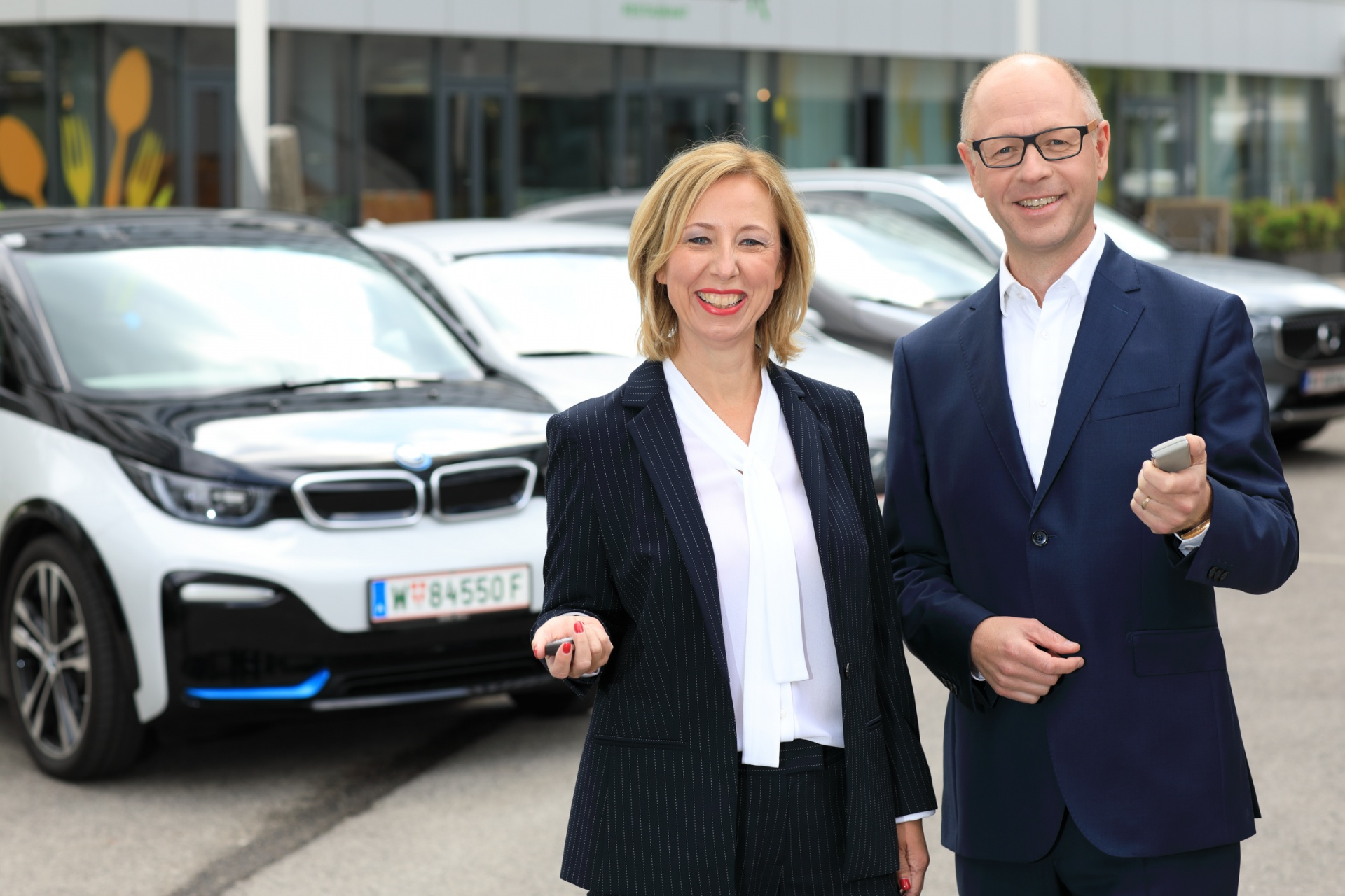 Arval Austria: We care about you. We care about cars.