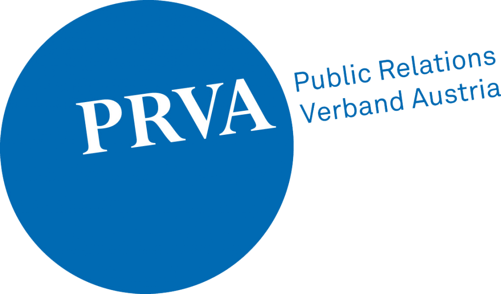 Log des Public Relations Verband Austria